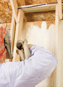 Columbus Spray Foam Insulation Services and Benefits